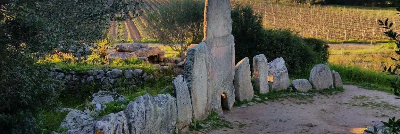 Tomba Giganti Sardegna
