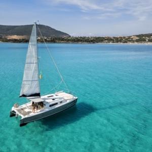 Tour Asinara catamarano
