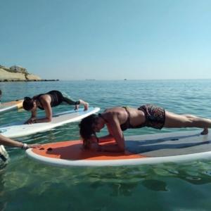 Pilates Sup Porto Torres