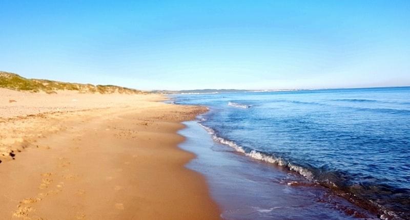 Spiaggia Sorso Nord Sardegna
