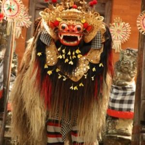Bali-Barong-Re Spiriti del Bene-Mitologia balinese