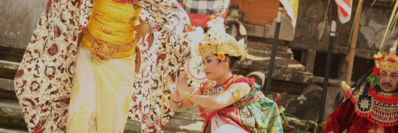 Bali-Tradizione locale-Danza Barong-Danza Sacra